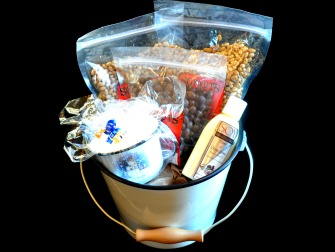 """Soy to the World"" Gift Bucket"